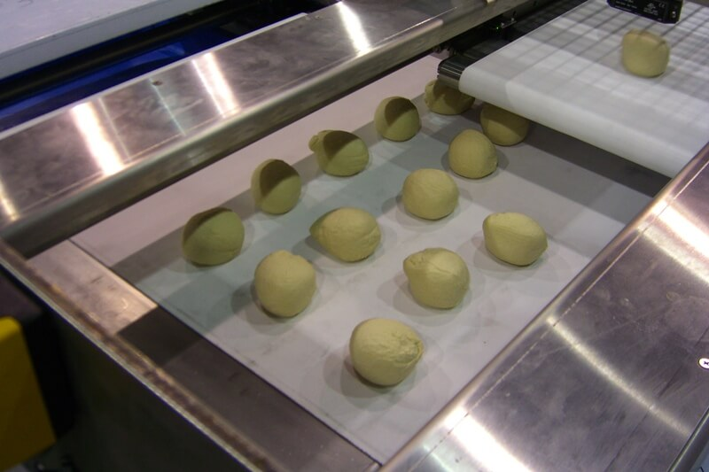 Dough Ball Placement System