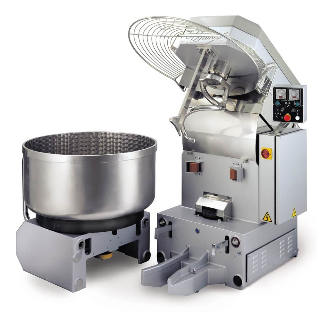 GBE Series Removable Bowl Mixers 1