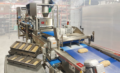 Deco Seeder Industrial Bakery Bread Line Equipment