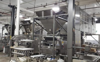 Another Successful Roll Line Installation!